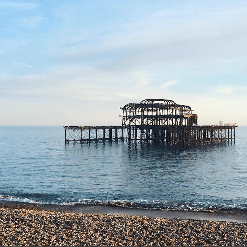Artist Residence Brighton, West Pier