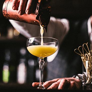 Artist Residence Oxfordshire - Cocktails