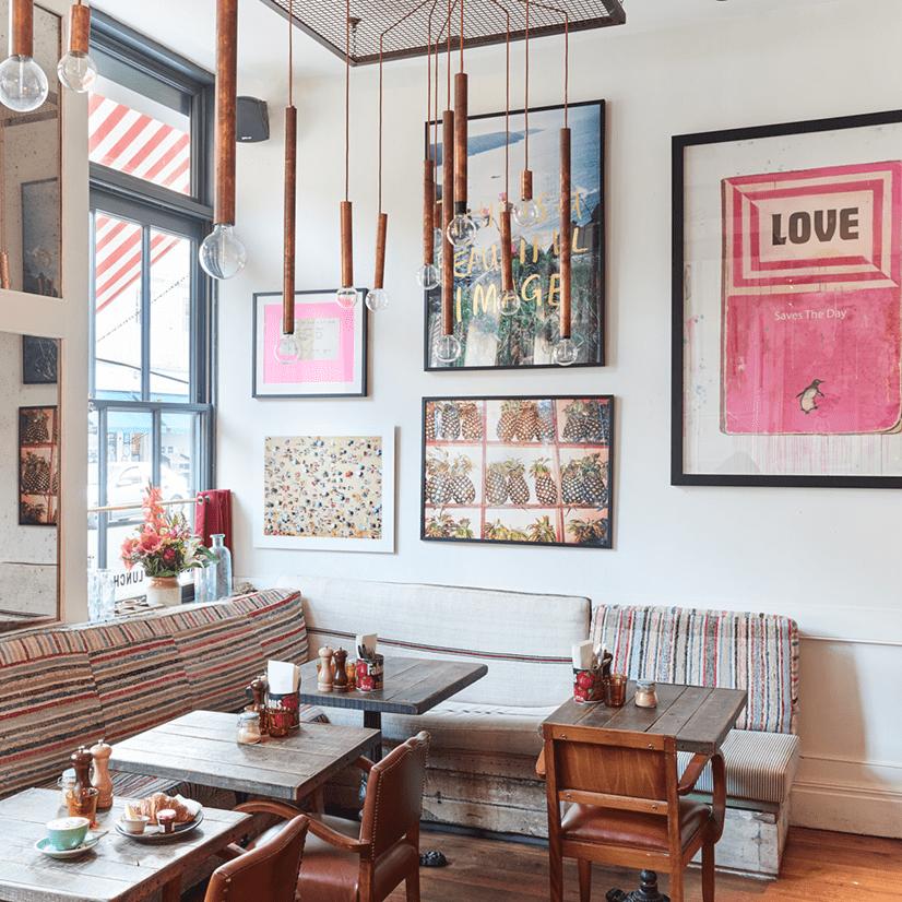 The Cambridge Street Kitchen at Artist Residence London