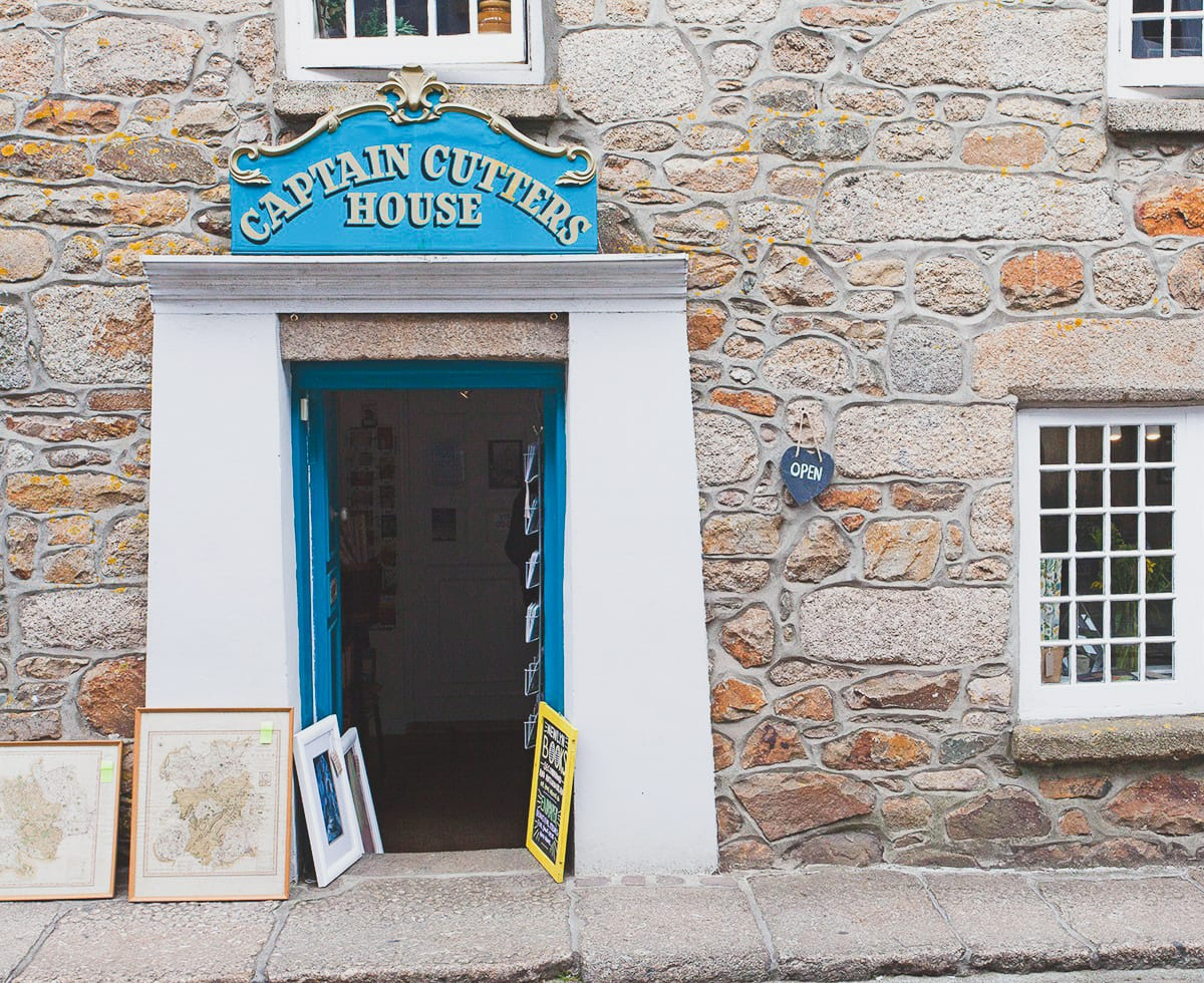 Endpaper, Penzance, Artist Residence Cornwall