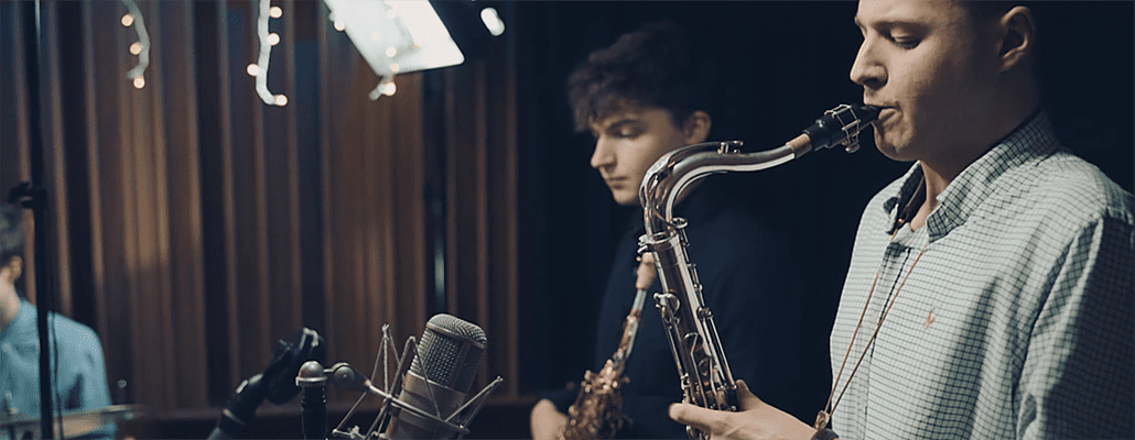 Club Room Sessions: Jazz with Harry Brunt