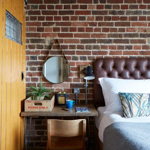 Artist Residence Brighton, boutique hotel on Brighton seafront