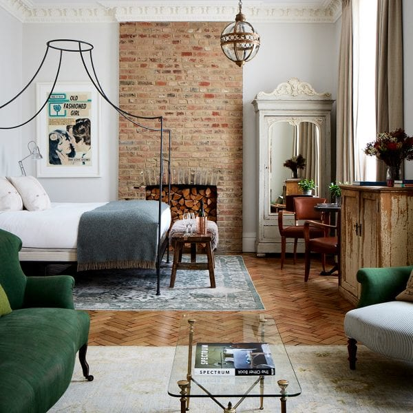 Artist Residence London, a boutique hotel near Victoria station