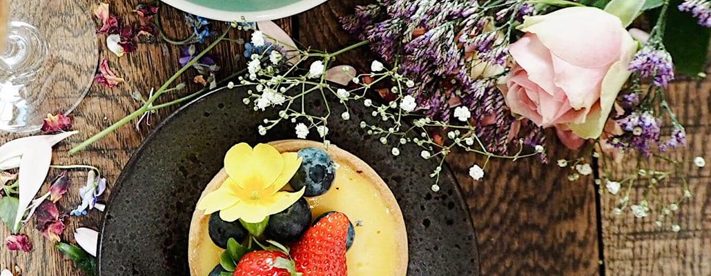 RHS Chelsea Flower Show Afternoon Tea