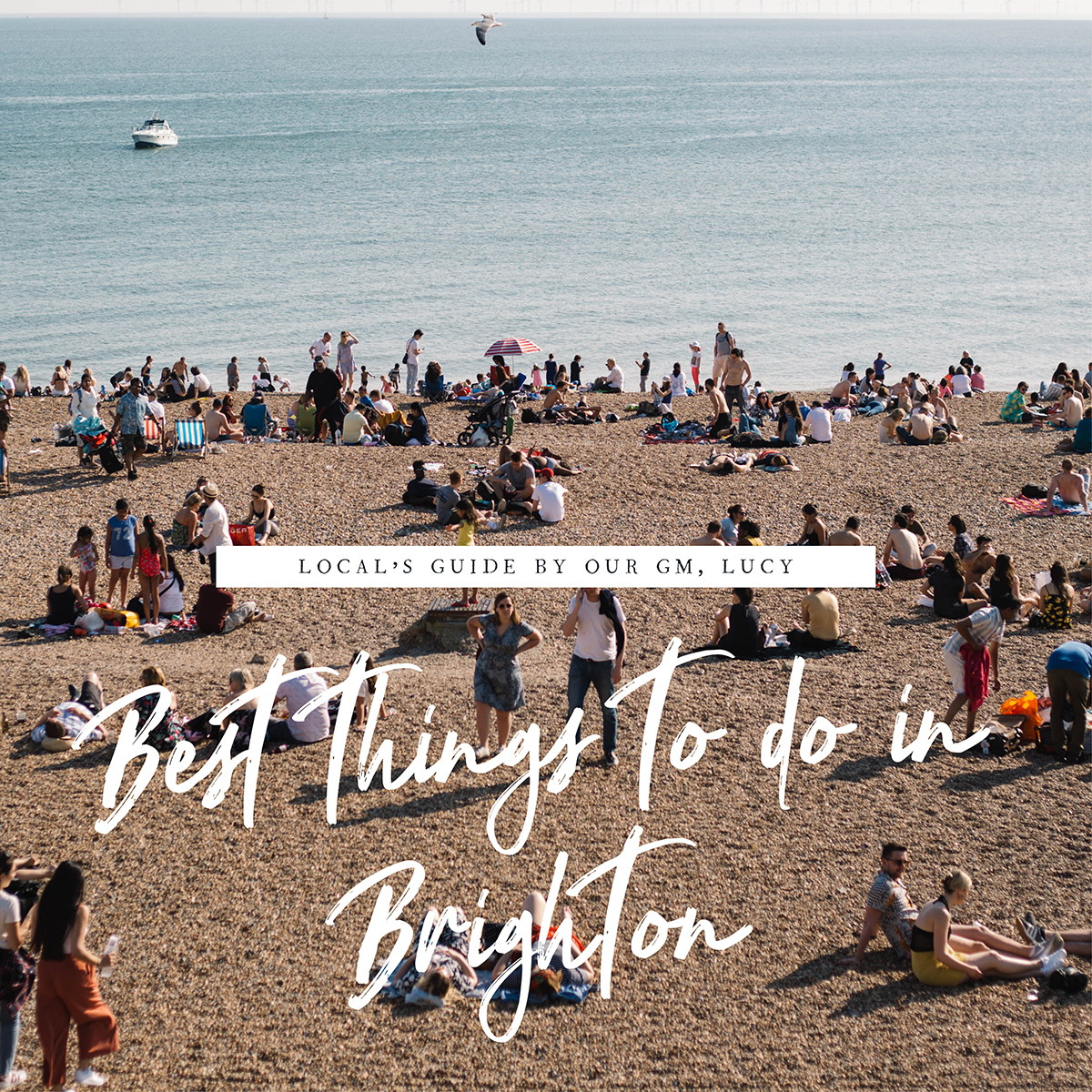 Local's Guide: Lucy's Guide to Brighton