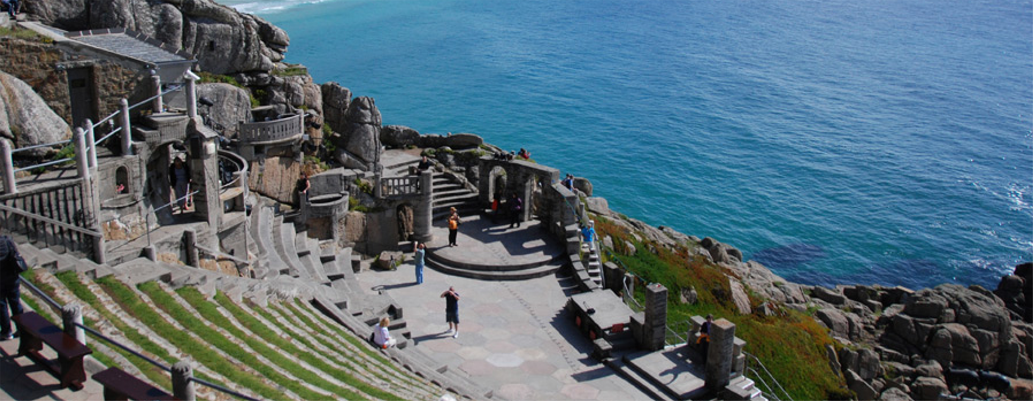 Orfeo at The Minack Theatre