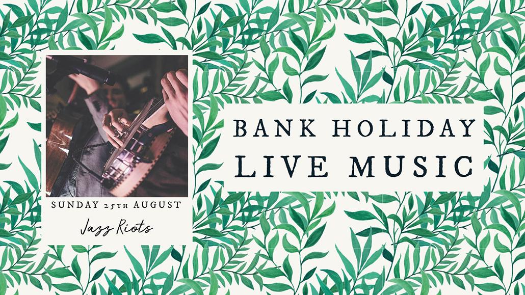 Live Music – Jazz Riots