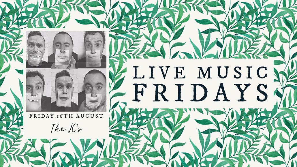 Live Music – The JCs