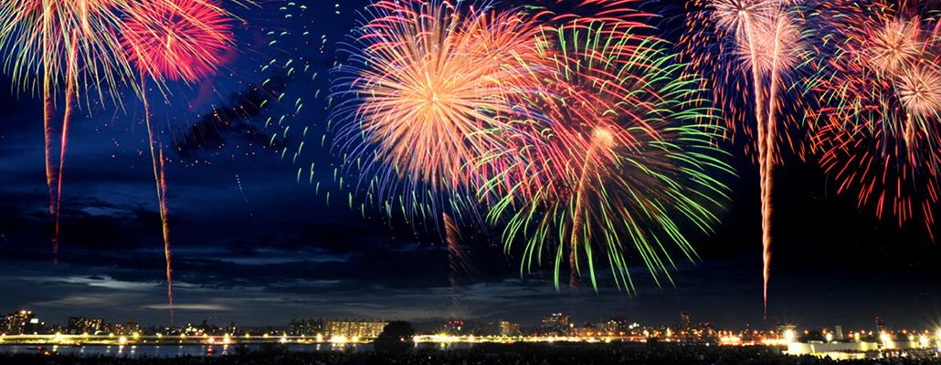 Brighton Lions Fireworks