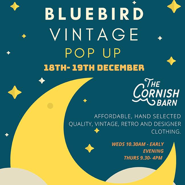 Bluebird Vintage Pop-Up