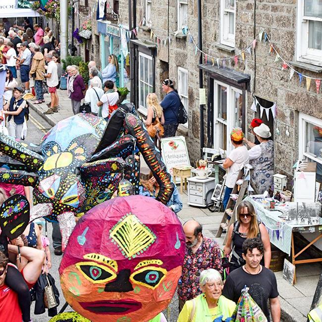 Lafrowda Festival
