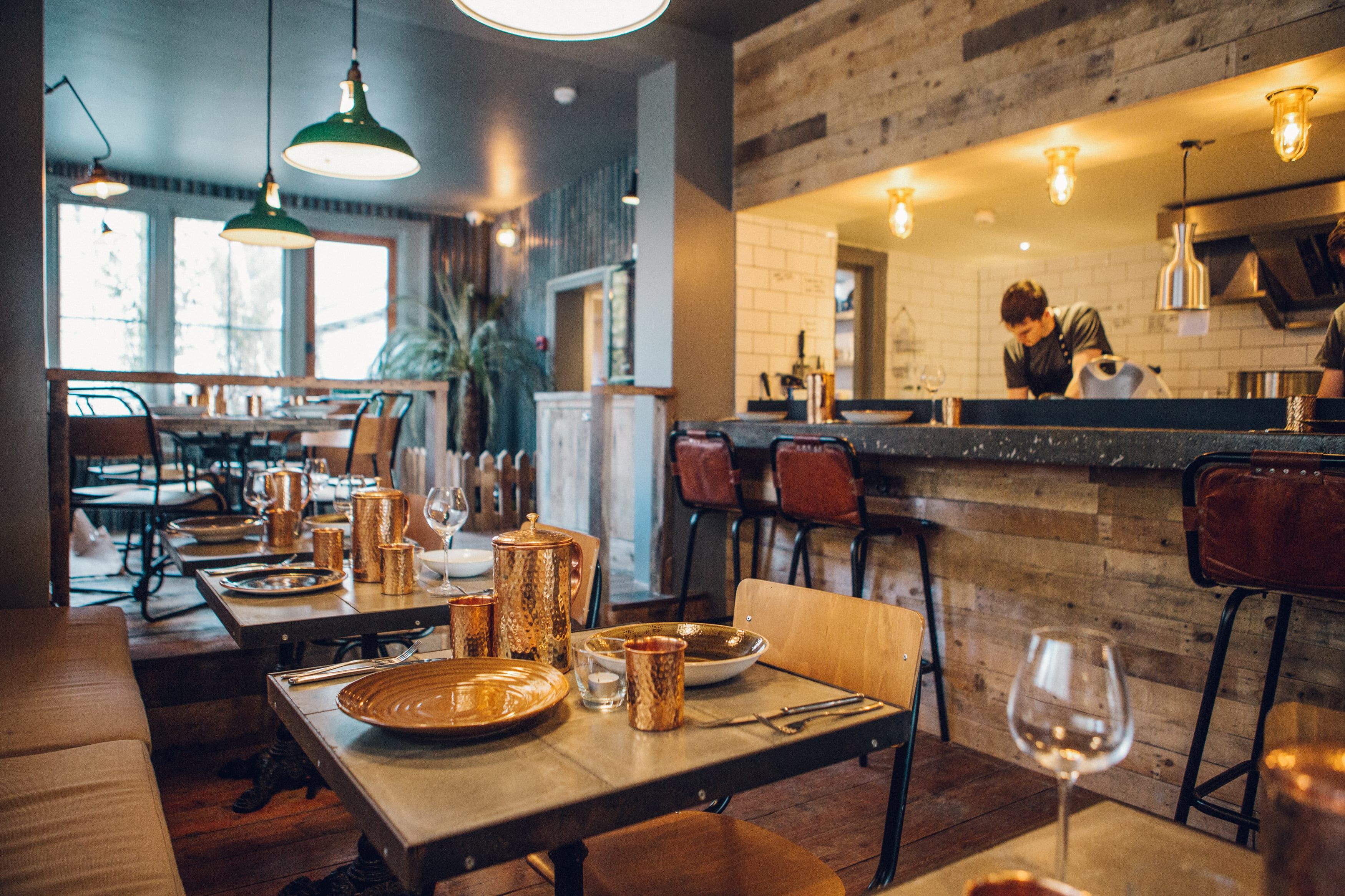 The Set – Pop-Up Restaurant