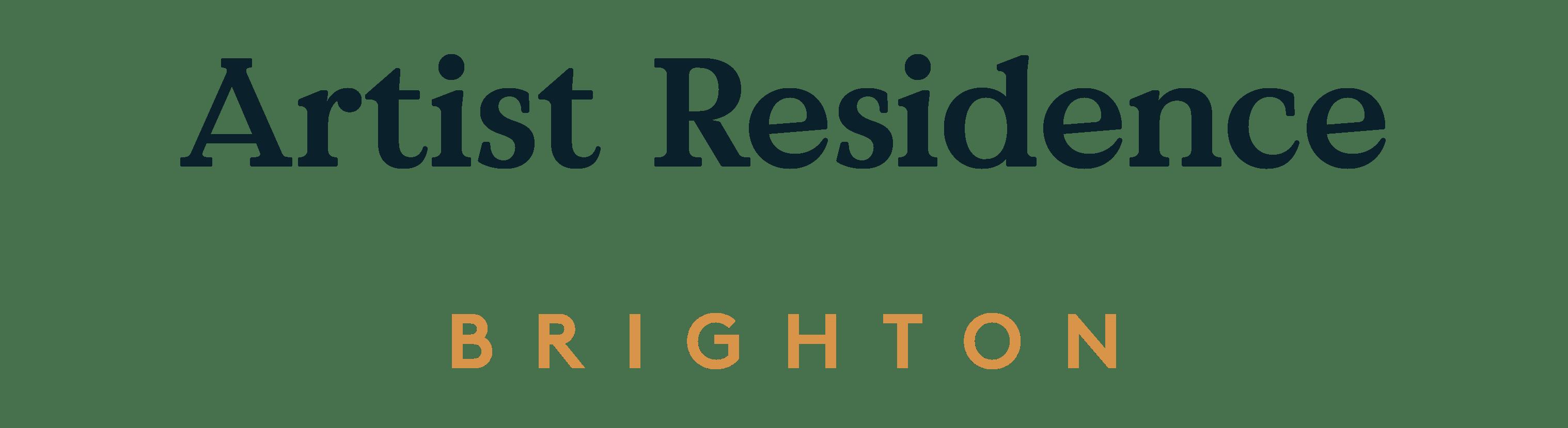 Artist Residence Logo - Artist Residence Brighton