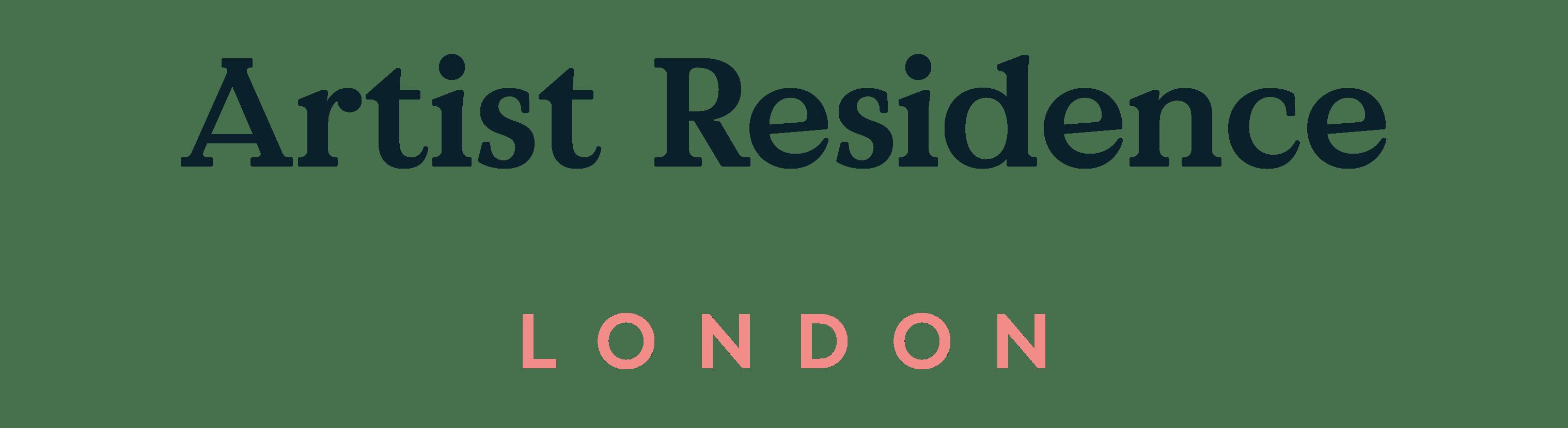 Artist Residence Logo - Artist Residence London